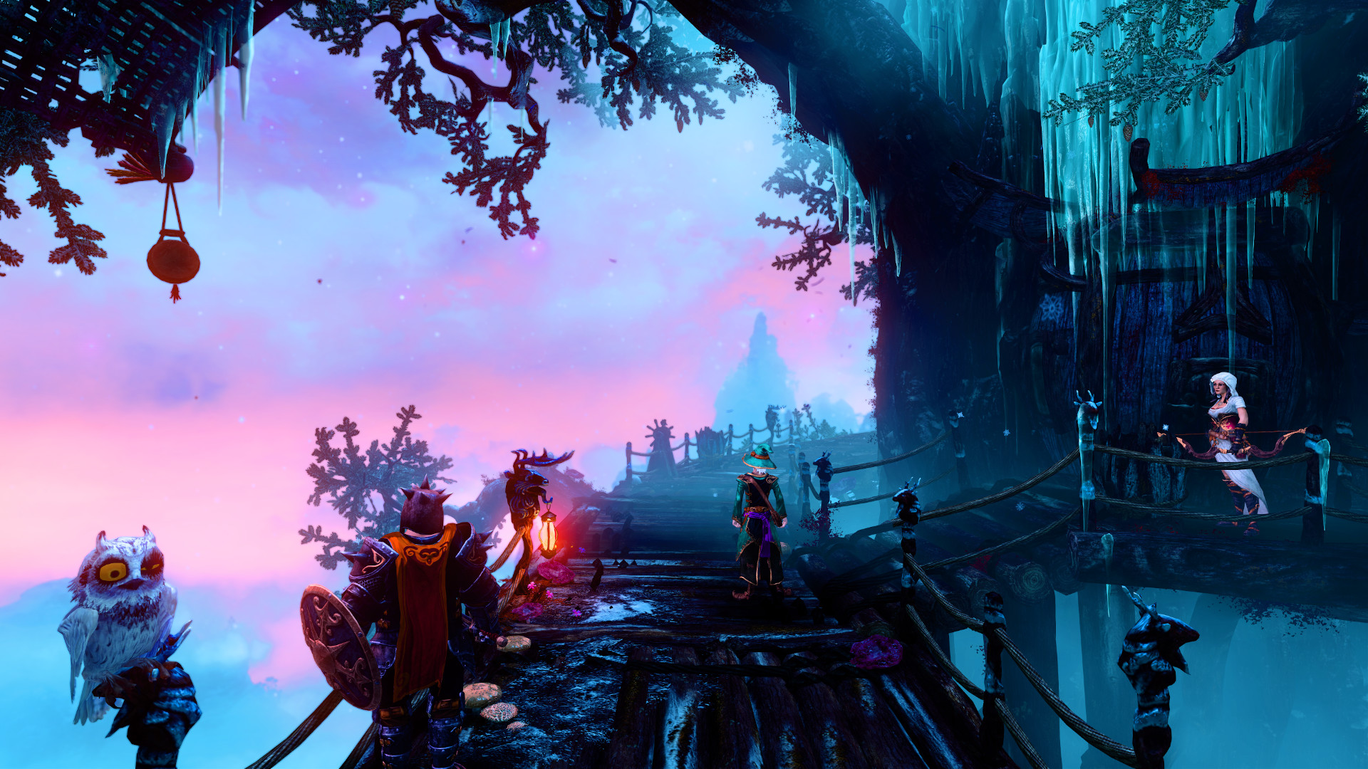 Trine 3: The Artifacts of Power for Mac 三位一体 3: 权力圣器